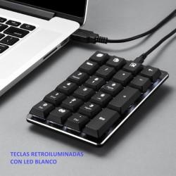 copy of Teclado Numérico...