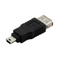 Adaptador USB Tipo-A | Mini-B