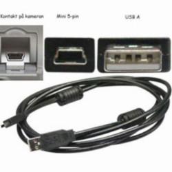 Cable USB Cámara SONY