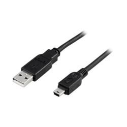 Cable USB Tipo-A | Mini-B