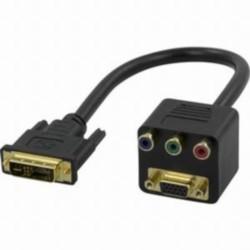 Duplicador DVI-A | HD15 +...