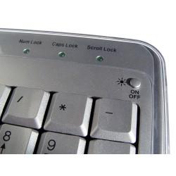 PERIBOARD-306  Teclado  detalle control iluminación