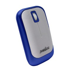 PERIMICE-706 Ratón wireless Azul