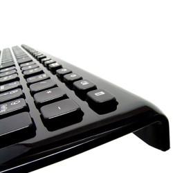 PERIDUO-703 Negro Piano.  Detalle Teclas